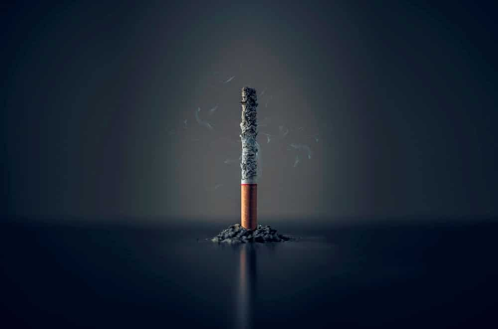 Cigarette burnt all the way | Moving Minds Hypnotherapy